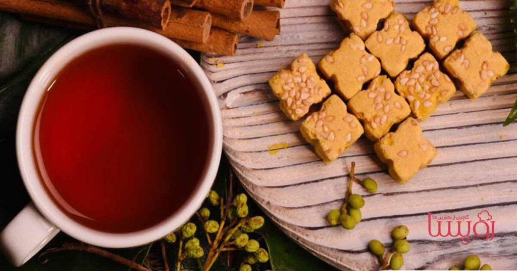 طرز تهیه شیرینی نخودچی خانگی ویژه عید نوروز- مجله زنذگی رویسا