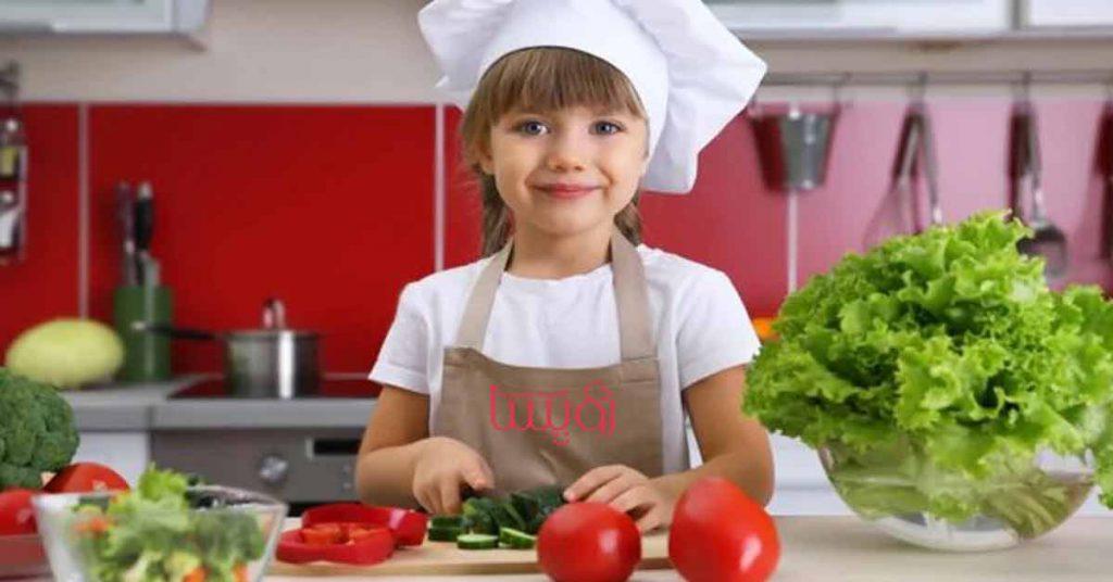 اهمیت تغذیه کودکان- مجله زندگی رویسا